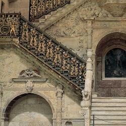 La Escalera Dorada