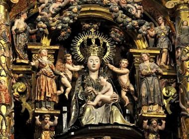 Retablo Mayor. Catedral de Burgos