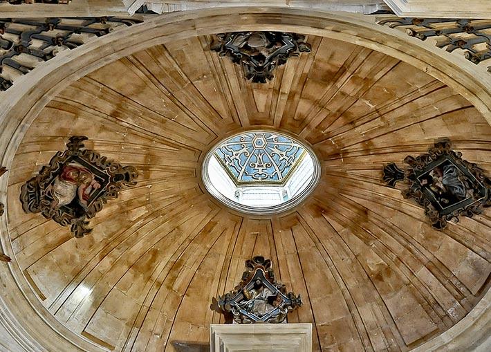 Capilla de la Natividad de la Virgen María