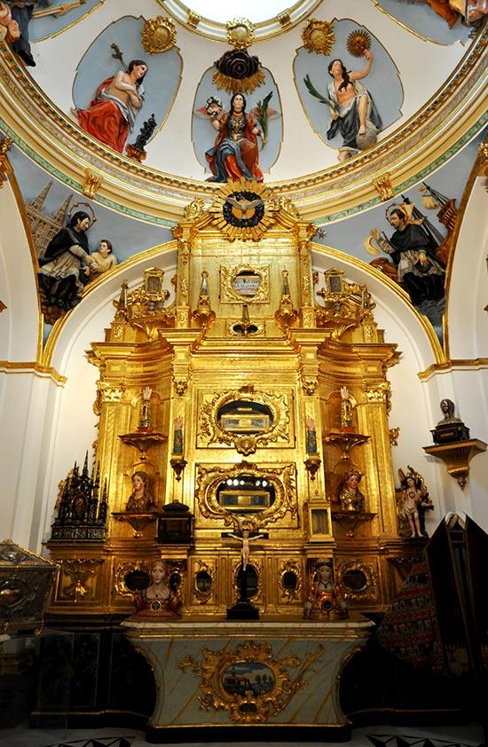Capilla de las Reliquias