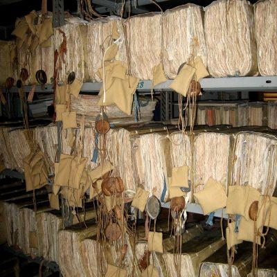 Depósito del archivo